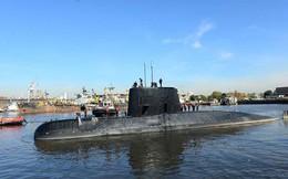 Phát hiện tín hiệu được cho là từ tàu ngầm Argentina mất tích