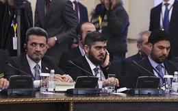 Phe đối lập Syria thành lập đoàn đại biểu dự hòa đàm tại Geneva