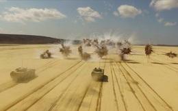 Trung Quốc diễn tập bắn đạn thật tại căn cứ quân sự duy nhất ở nước ngoài