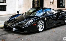 Ferrari Enzo 13 năm tuổi vẫn như xe mới