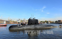 Argentina ngừng cứu hộ tàu ngầm mất tích sau khi tuyên bố 44 thuỷ thủ hy sinh