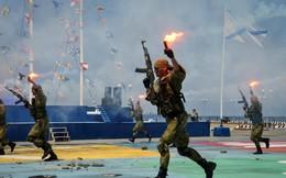 Đằng sau động thái Nga bất ngờ tập trận sát biên giới Triều Tiên
