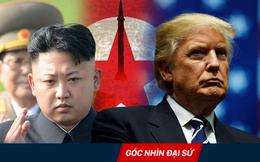 """Những bài học Triều Tiên """"dạy"""" Mỹ qua vụ thử tên lửa và lựa chọn cuối cùng của Washington"""
