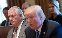 Tổng thống Trump: Thông tin Ngoại trưởng Mỹ sắp bị thay thế là giả