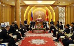 Nga hỗ trợ xây dựng Hải quân Việt Nam chính quy, hiện đại
