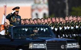 Ảnh: Nga tổng duyệt diễu binh mừng Ngày Chiến thắng 9/5