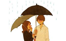 Bộ tranh mùa Valentine: Thế giới của những kẻ yêu nhau