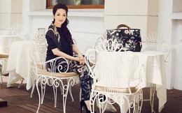 Ngưỡng mộ sự giàu có của 'Hoa hậu không tuổi' Giáng My