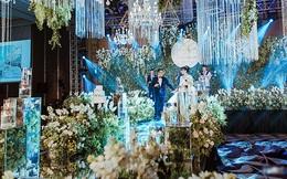 Yêu chàng trai thời lương 150 nghìn/ngày, cô gái Hà Nội hưởng đám cưới 10 tỷ sau 8 năm