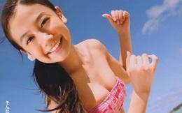 Ngọc nữ Nhật Bản đang nổi như cồn bỗng tuyên bố giải nghệ đi tu
