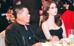 Ngọc Trinh dự sự kiện của tỷ phú Hoàng Kiều ở Thượng Hải