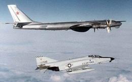 Phòng không Bắc Mỹ: 2.000 tiêm kích đấu máy bay ném bom