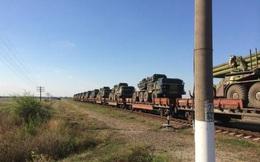 Pháo phản lực Ukraine nã sấm sét vào dân thường miền Đông