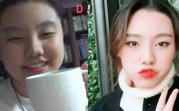 Nữ sinh Hàn nặng 100 kg và cú lột xác sau 2 năm kiên trì giảm cân