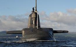 Anh đóng thêm tàu ngầm hạt nhân mới