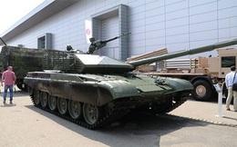 Czech giới thiệu phiên bản nâng cấp của xe tăng T-72