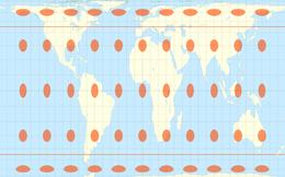 Trên đời chẳng có gì hoàn hảo cả, những tấm bản đồ thế giới cũng vậy. Tại sao lại thế?
