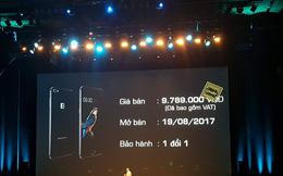 Bphone 2017 có phiên bản Gold ấn tượng với camera kép, chip Snapdragon 835, nhưng chưa sản xuất được?