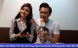 """Livestream: """"Chiêu trò"""" hút fan mới của giới showbiz Việt"""