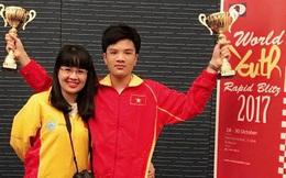 Chào đón nhà vô địch thế giới Nguyễn Anh Khôi