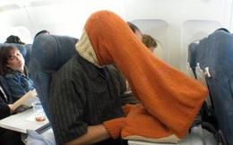 22 kiểu người kỳ cục mà ai cũng có thể vô tình nhìn thấy trên máy bay
