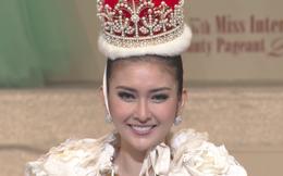 Chung kết Miss International 2017: Đại diện Indonesia đăng quang, Thùy Dung trượt Top 15