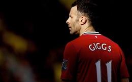 """Ryan Giggs khuyên Mourinho thực hiện thương vụ """"Robin van Persie"""" thứ 2"""