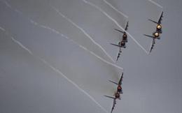 Tình hình Syria: Sau lệnh ngừng bắn, Nga tập kích dữ dội