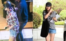 Thời trang đời thường giản dị của Song Hye Kyo