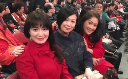 4 bà vợ 'Vi Tiểu Bảo' tích cực hội ngộ khi tuổi xế chiều