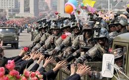 Lực lượng đặc nhiệm chuyên bảo vệ ông Kim Jong Un