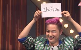 """Gameshow xảy ra scandal giữa nghệ sĩ Trung Dân và Hương Giang: Thực tế """"bựa"""" đến thế này!"""