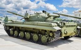 """Cận cảnh dàn xe tăng """"khủng"""" của Quân đội Nga"""