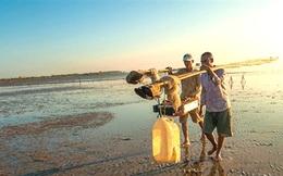 'Vàng trắng' giúp dân miền biển ấp Đèn Đỏ có cuộc sống khấm khá