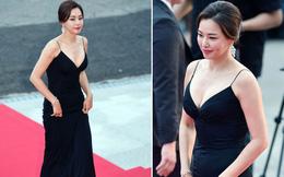 Hoa hậu quyến rũ nhất xứ Hàn ngày càng chứng tỏ khó ai có thể soán ngôi