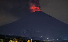 Vệ tinh NASA ghi nhận lượng dung nham lớn trên núi lửa Agung