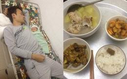 Phát ghen với ông chồng làm 50 triệu/ tháng, về nhà bữa nào cũng nấu cơm chăm vợ ở cữ
