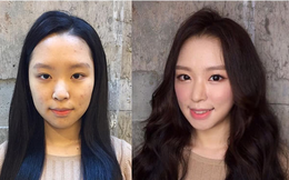 """Những hình ảnh chứng minh, gái xinh chỉ có trong """"truyền thuyết"""", tất cả là nhờ make up thôi"""