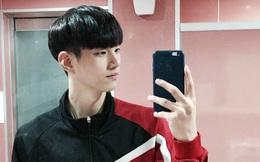 'Nam thần bóng chuyền' cao 1,93 m, đẹp trai như Kim Soo Hyun