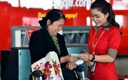 Nữ tiếp viên Hàn Quốc xinh đẹp tại đội bay Việt