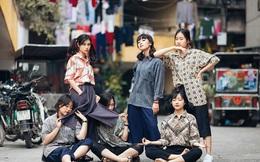 Ảnh kỷ yếu thời bao cấp của teen Chu Văn An