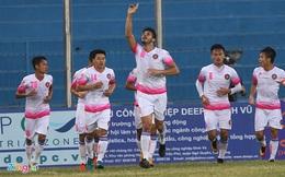 VPF mượn bàn ghế trà đá ở Hải Phòng để bình luận V.League