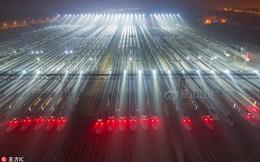 """Hãy xem các nhà ga Trung Quốc chuẩn bị để ứng chiến với cuộc """"đại di cư"""" mùa Tết như thế nào"""