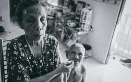 Tình yêu của vợ chồng bà lão mù, ông cụt chân ở Sài Gòn