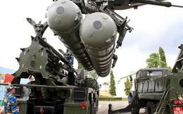 Diễn tập các đơn vị tên lửa S-300PMU1