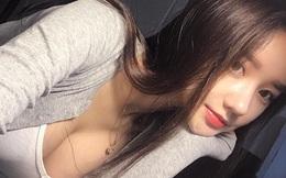 Cô bạn xinh đẹp Hàn Quốc gây chú ý với vòng 1 đẫy đà bị nghi đã PTTM