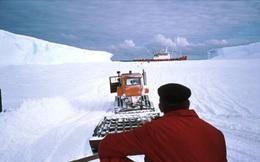 Nước mắt đóng băng và cuộc sống trong cái lạnh âm 49 độ C ở Nam Cực