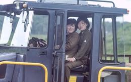 Ảnh lạ về quân đội Triều Tiên