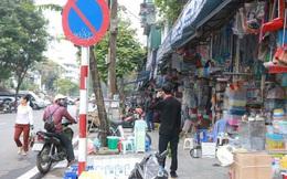 """Vỉa hè Hà Nội: Sau 9 tháng """"ra quân"""" đâu lại vào đấy"""