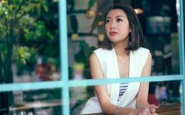Thuý Vân lần đầu nói về tình cảm với bạn trai đại gia